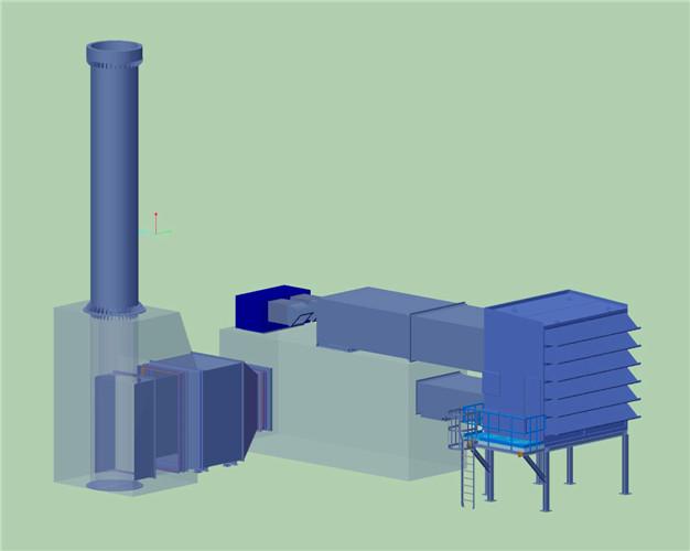 MGT6200进排气系统